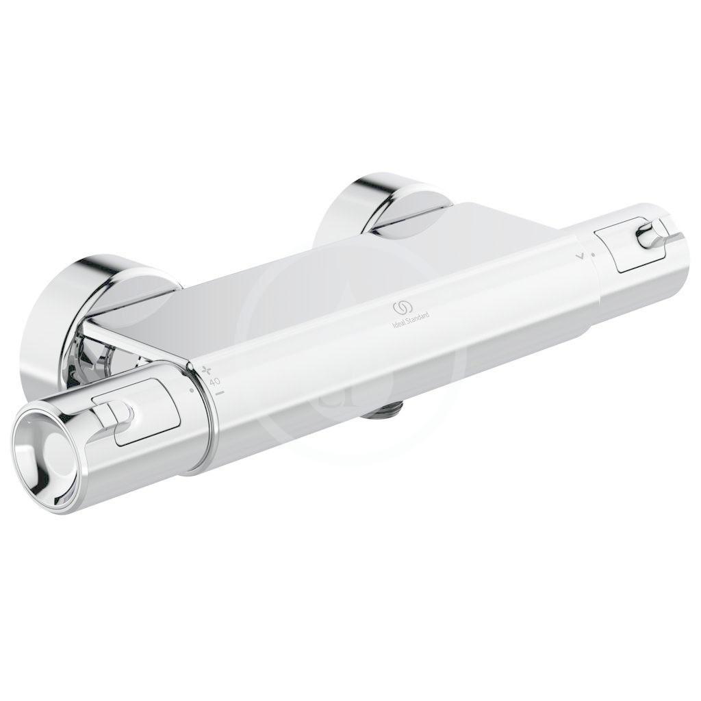 IDEAL STANDARD - CeraTherm Sprchový set T50 s termostatom, 200 mm, 3 prúdy, chróm (A7225AA)