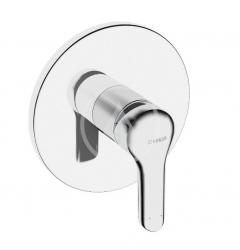 HANSA - Vantis Páková sprchová batéria pod omietku, chróm (82619073)