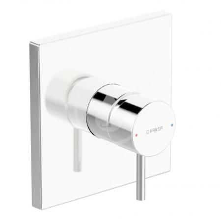 HANSA - Stela Páková sprchová batéria pod omietku, chróm (87859051)