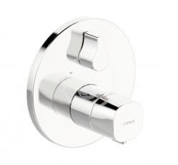 HANSA - Living Termostatická sprchová batéria pod omietku, chróm (81139552)