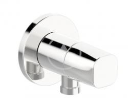 HANSA - Living Sprchové kolienko s uzatváracím ventilom, chróm (51570163)