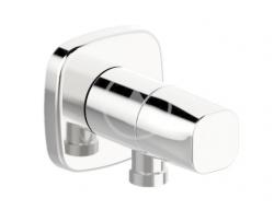 HANSA - Living Sprchové kolienko s uzatváracím ventilom, chróm (51570183)