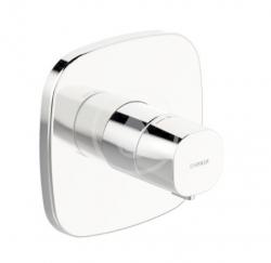 HANSA - Living Termostatická sprchová batéria pod omietku, chróm (81129583)