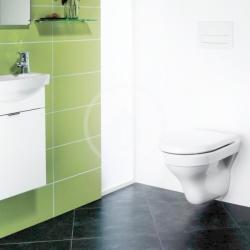 JOMOTech modul pre závesné WC s bielou doskou + WC JIKA TIGO + SEDADLO duraplastu RÝCHLOUPÍNACIE (174-91100900-00 TI1), fotografie 12/13