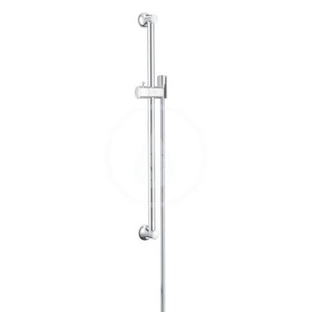 HANSGROHE - Croma Classic Nástenná sprchová tyč Unica'Classic 0,65 m, chróm (27617000)