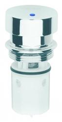 GROHE - Náhradní díly Vrchný diel samozáverného ventilu, chróm (42985000)