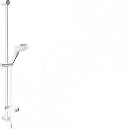 HANSA - Viva Sprchová súprava s nástennou tyčou 90 cm, chróm (44150110)