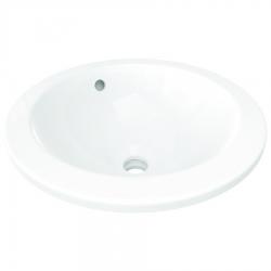 IDEAL STANDARD - Connect Umývadlo pod dosku guľaté 380mmx165mmx380mm, biela (E505201), fotografie 8/4