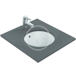 IDEAL STANDARD - Connect Umývadlo pod dosku guľaté 380mmx165mmx380mm, biela (E505201), fotografie 6/4