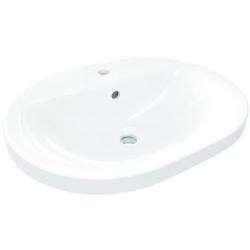 IDEAL STANDARD - Connect Umývadlo zápustné oválne 550mmx175mmx430mm, biela (E503901)