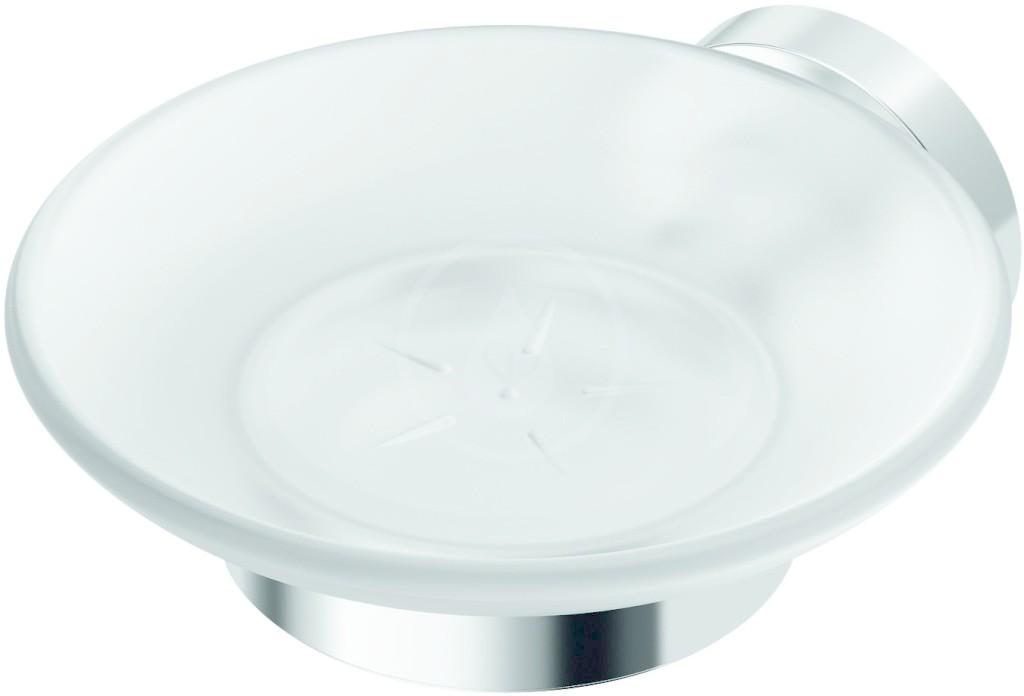 IDEAL STANDARD - IOM Držák na mýdlo, satinované sklo, chrom (A9122AA)