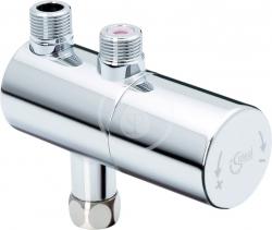 IDEAL STANDARD - CeraPlus Bezpečnostný termostatický ventil, chróm (A5776AA)