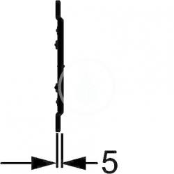 HANSA - Matrix Montážna lišta (44050000), fotografie 4/3