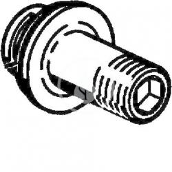 HANSA - Příslušenství Špeciálna preplachovacia zátka (59912386)