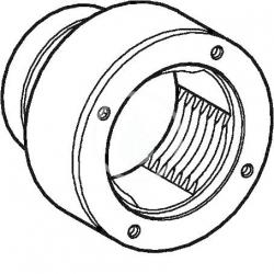 HANSA - Příslušenství Predlžovacia súprava 20 mm (59913136)
