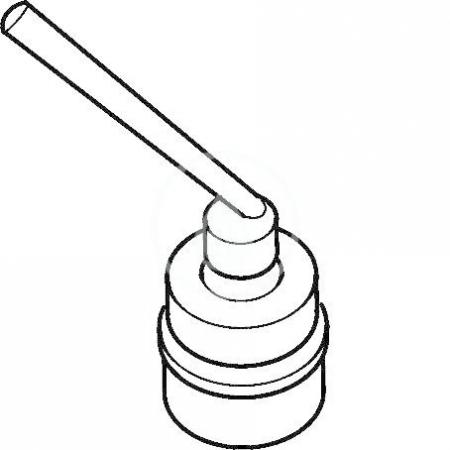 Náhradní díly Náhradná kartuša HANSA Murano, chróm (59912387)