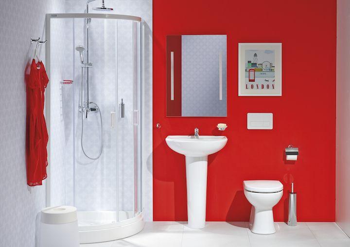 JIKA - Modul Tlačidlo PL3, Dual Flush, 250x10x160mm, biela (H8936620000001)