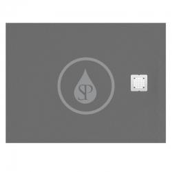 IDEAL STANDARD - Ultra Flat S Sprchová vanička 1000mmx700mm, čierna (K8218FV), fotografie 2/3