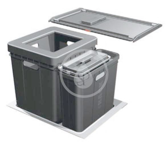 FRANKE - Sortery Vstavaný odpadkový kôš Compost 350-60 121.0307.526