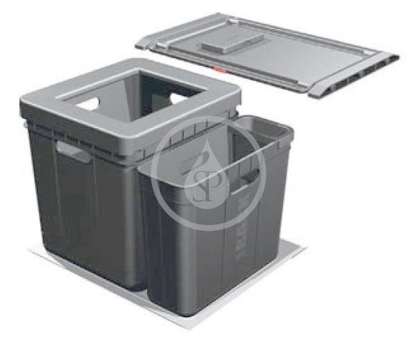 FRANKE - Sortery Vstavaný odpadkový kôš Varia 350-60 121.0307.536