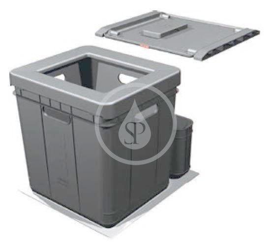 FRANKE - Sortery Vstavaný odpadkový kôš 350-45 121.0307.553