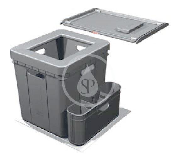 FRANKE - Sortery Vstavaný odpadkový kôš 350-50 121.0307.554