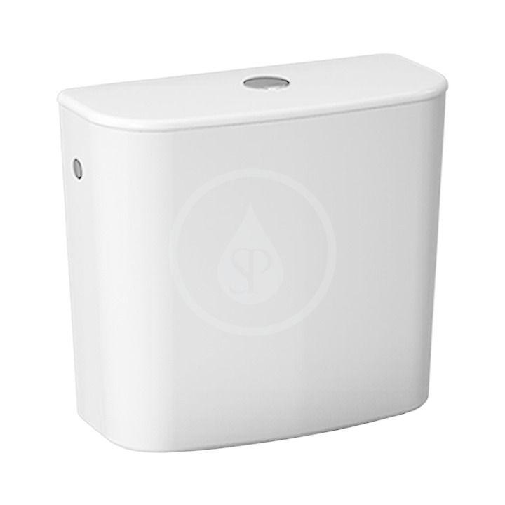 "JIKA - Deep WC nádržka kombi, spodný prívod vody 1/2"", Dual Flush, biela H8286130002811"