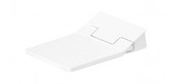 DURAVIT - SensoWash Slim Elektronické bidetové sedadlo SensoWash Slim, SoftClose, alpská biela (611600002304300)