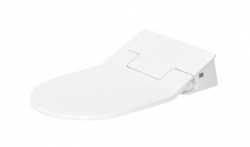 DURAVIT - SensoWash Slim Elektronické bidetové sedadlo SensoWash Slim, SoftClose, alpská biela (611300002304300)