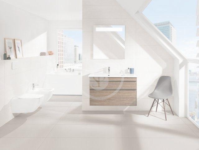 VILLEROY & BOCH - Venticello Umývadlo nábytkové 1000x500 mm, bez prepadu, otvor na batériu, CeramicPlus, alpská biela (4134L2R1)