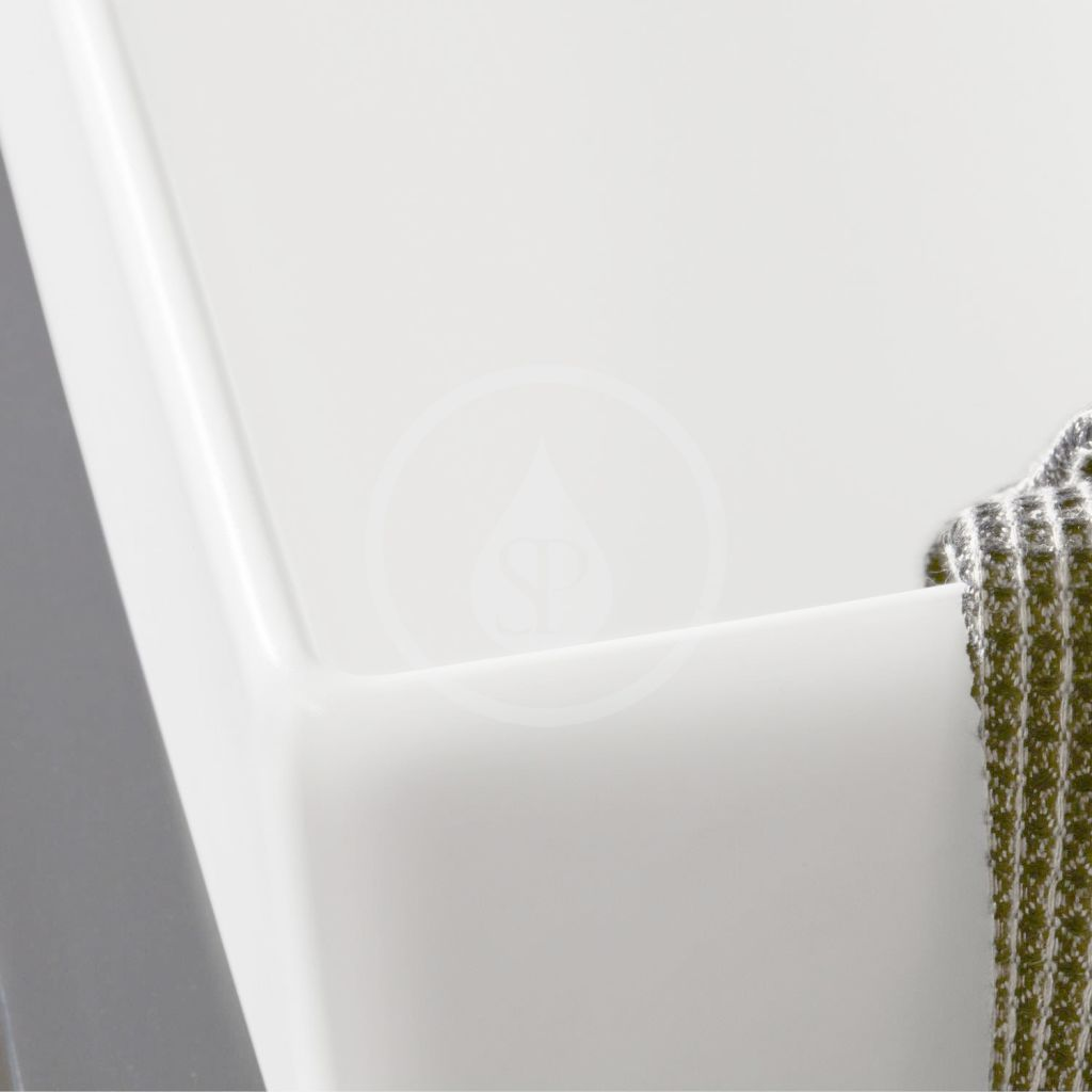 VILLEROY & BOCH - Memento 2.0 Umývadlo nábytkové 1000x470 mm, s prepadom, otvor na batériu, CeramicPlus, alpská biela (4A221GR1)