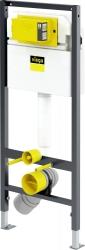 VIEGA Presvista modul DRY pre WC vrátane tlačidla Style 20 bielej + WC JIKA TIGO + SEDADLO duraplastu RÝCHLOUPÍNACIE (V771973 STYLE20BI TI1), fotografie 18/13