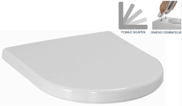 predstenový inštalačný systém bez tlačidla + WC LAUFEN PRO LCC RIMLESS + SEDADLO (H895652 X LP2)