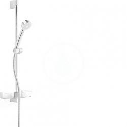 HANSA - Basicjet Sprchová súprava s nástennou tyčou 650 mm, chróm (44780211)