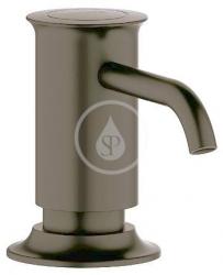 GROHE - Příslušenství Dávkovač umývacích prostriedkov Authentic, bronz (40537ZB0)