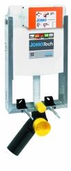 JOMO modul pre zamurovanie bez sedátka + WC JIKA TIGO + SEDADLO duraplastu SLOWCLOSE (164-14600479-00 TI2), fotografie 4/12