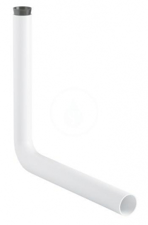 GROHE - Příslušenství Splachovacia rúrka, alpská biela (37100SH0)