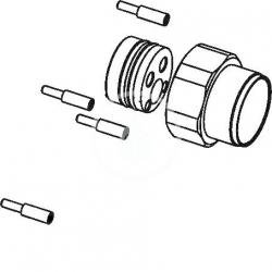 HANSA - Matrix Predlžovacia súprava 20 mm na pákovú batériu (59913590)
