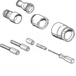 HANSA - Příslušenství Predlžovacia súprava 35 mm (59911438), fotografie 4/2