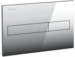 LAUFEN Rámový podomietkový modul CW1 SET s chrómovým tlačidlom + WC JIKA TIGO + SEDADLO duraplastu SLOWCLOSE (H8946600000001CR TI2), fotografie 22/13