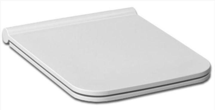 predstenový inštalačný 8 cm systém bez tlačidla + WC JIKA PURE + SEDADLO duraplast (H894652 X PU1)