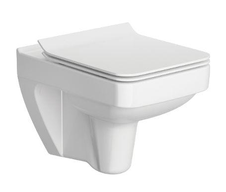 predstenový inštalačný 8 cm systém bez tlačidla + WC CERSANIT CLEANON SPLENDOUR + SEDADLO (H894652 X SP1)