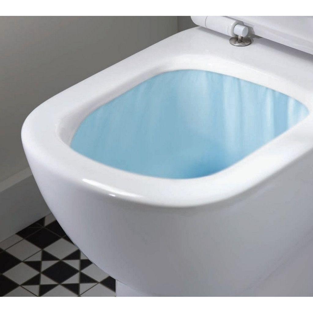 predstenový inštalačný 8 cm systém bez tlačidla + WC Ideal Standard Tesi so sedadlom SoftClose, AquaBlade (H894652 X TE1)