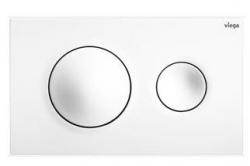 VIEGA Presvista modul PURE pre WC vrátane tlačidla Style 20 bielej + WC JIKA TIGO + SEDADLO duraplastu SLOWCLOSE (V771928 STYLE20BI TI2), fotografie 8/15