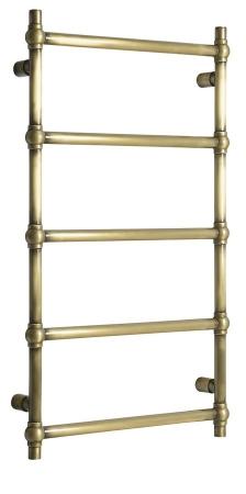 SAPHO - BRUNO vykurovacie teleso 500x950 mm, mosadz, bronz (BR820)