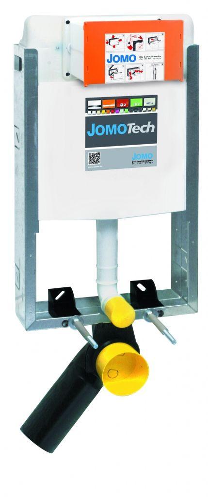 JOMO modul pre zamurovanie bez sedátka + WC JIKA LYRA PLUS + SEDADLO duraplastu (164-14600479-00 LY6)