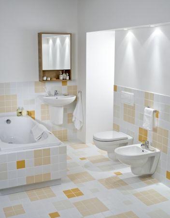 GEBERIT KOMBIFIXBasic vr. bieleho  tlačidla DELTA 21 + WC JIKA LYRA PLUS + SEDADLO duraplastu SLOWCLOSE (110.100.00.1 21BI LY5)