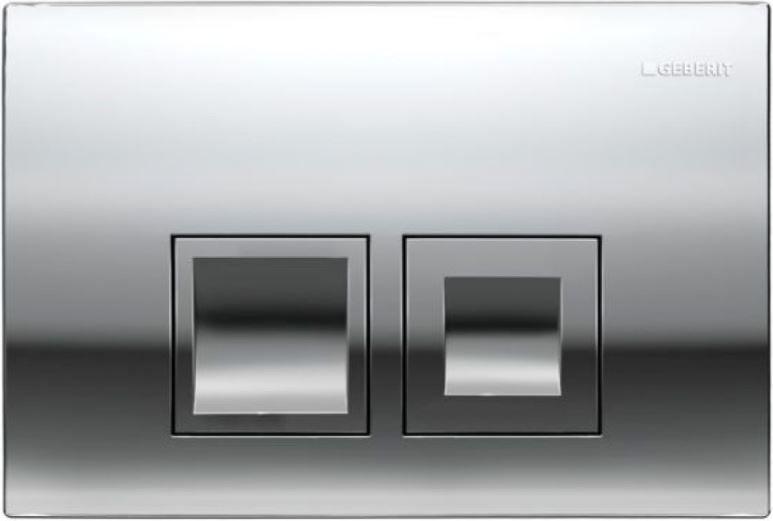 GEBERIT KOMBIFIXBasic vr. chrómového tlačidla DELTA 50 + WC JIKA LYRA PLUS + SEDADLO duraplastu SLOWCLOSE (110.100.00.1 50CR LY5)