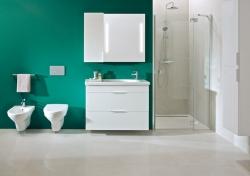 JOMOTech modul pre závesné WC bez sedátka + WC JIKA TIGO + SEDADLO duraplastu (174-91100700-00 TI3), fotografie 6/11
