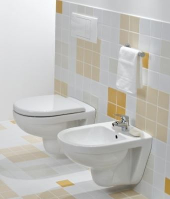 GEBERIT DuofixBasic s bielym tlačidlom DELTA50 + WC JIKA LYRA PLUS + SEDADLO duraplastu SLOWCLOSE (458.103.00.1 50BI LY5)